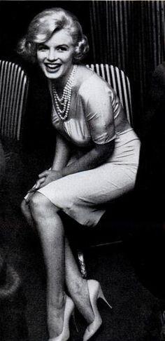 Marilyn Monroe in Life Magazine