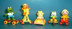 Happy Meals Muppet Babies