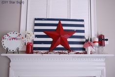 4th of july crafts,