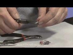 Make Beautiful Beaded Cluster Earrings - YouTube
