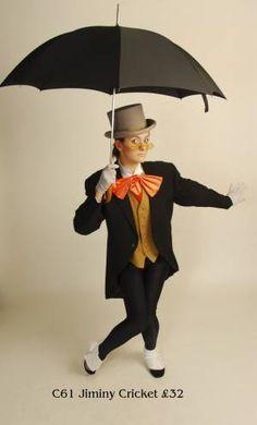 jiminy cricket costume -