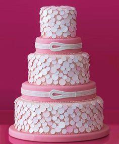 Os 50 mais bonitos bolos de casamento: Galeria bolos de casamento