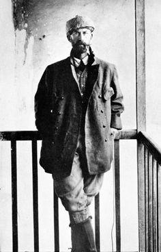 Amazonian explorer Percy Fawcett