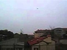 UFO spotted in Poland