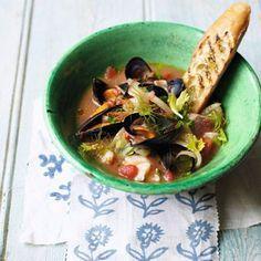 Fisherman's Soup Recipe Ideas - Healthy & Easy Recipes