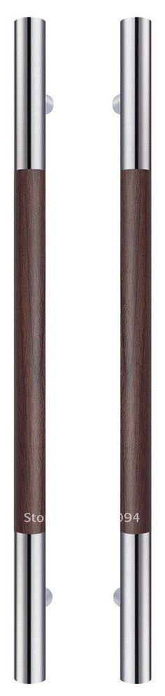 Steel door Handles   stainless steel door handle for glass door-in Door Handles from Home ...