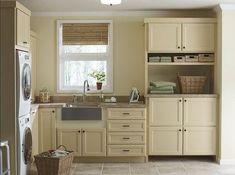 martha stewart laundry room ideas | ... spaces, mud rooms, crafting rooms, laundry rooms and bathrooms