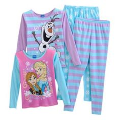 Disney Frozen 2-pk. Pajama Set
