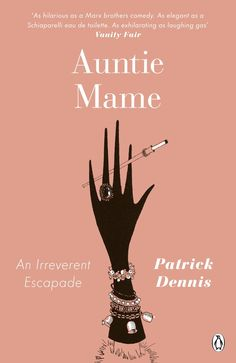 film, aunti mame, worth read, book worth, funny books, banquet, movi, book covers, book clubs