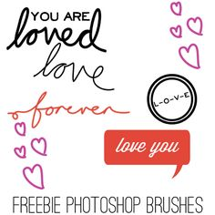 Little Tiny Pieces: Tutorial : how to create your own photoshop brushes + freebie! #projectlife