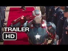 Iron Man 3 Official Trailer #2 (2013)