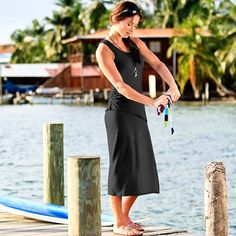2 for 1 Dress | Athleta-I would ROCK this dress.