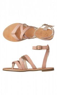 Greek Sandals - Plümo Ltd