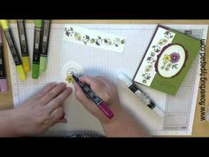 Blendabilities Card Class 3 Video 'how to'.