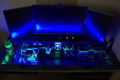 Best Custom PC Cases | This Custom Built Computer Desk Case Will Make Your PC Feel Inadequate ...