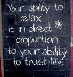 Trust Life..