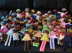 Dolly Donations: Haiti Doll Drive Update Part 2! 600 dolls collected!