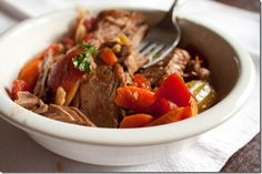 New England crockpot pot roast