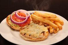 Firebirds Grilled Chicken Sandwich