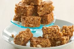 Butternut Blondies with White Chocolate Chunks // Umm.... these are super amazing! #holiday #recipe #Thanksgiving butternut squash, baking desserts, whole foods market, chocolate chips, chocolates, butternut blondi, white chocolate, holiday recipes, chocol chunk