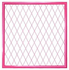 FREE - Quilted Panel Applique Frame 3 Sizes $0