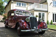 My Wedding Car :) 1950's Mercedes