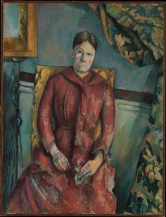 Madame Cézanne (Hort