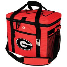 New for 2013! Igloo 45 Can Ultra Collegiate Cooler - University of Georgia