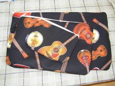 Zippered bags for odds and ends