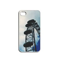 iPhone Case The London Eye London Bridge by HConwayPhotography, $33.00
