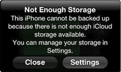 "How I easily and effortlessly fixed the ""not enough storage space"" issue and backed up my iPhone. Brilliant. Written by a former apple employee"