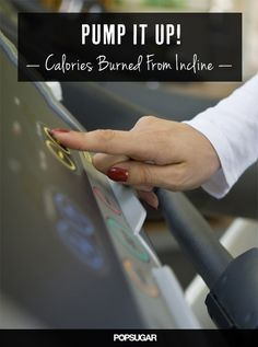 How Many Extra Calories Incline Really Burns
