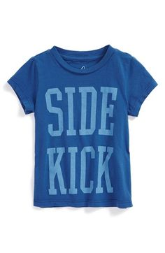 Side Kick T-shirt fo