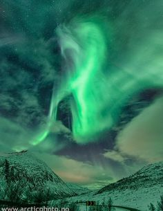SPOOKY AURORAS: High-latitude sky watchers should be alert for auroras on Halloween. A CME is expected to hit Earth's magnetic field on Oct. 31st, possibly sparking polar geomagnetic storms. In northern Norway, the show got started early with this display on Oct. 30th.