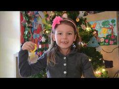 Kerstliedje voor kinderen en speciale kerstknutsel! #kerstmis #kinderen #liedje #knutsel