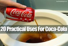 Uses for Coke besides Drinking