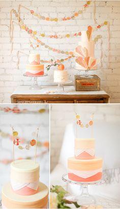 Wedding wonderfulness! Throw in an Earmark banner and voila! :)