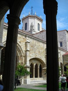 Catedral de Santander, Cantabria, Spain.