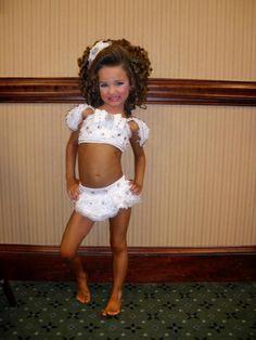 Sandi Henry National Pageant Angel Swim Wear 18 2T 3T Natl Winner | eBay