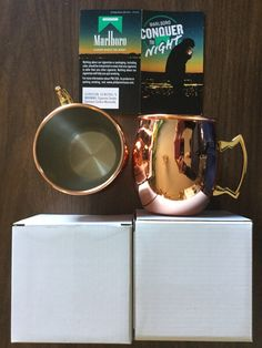 Free Copper Mug Set