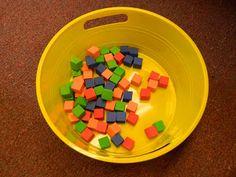 Hands On Bible Teacher Tower of Babel Bucket