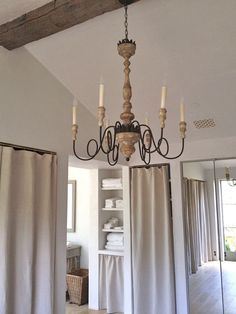 Aiden Gray Wallace chandelier