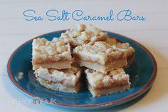 Sea Salt Caramel bars recipe