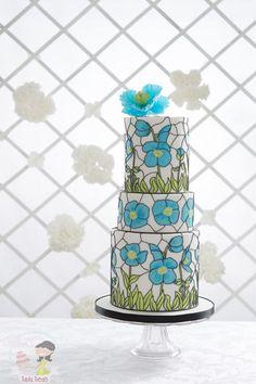 beauti cake, cake inspir, cake featur, month cake, cake craft, cake modern, amaz cake, eat cake
