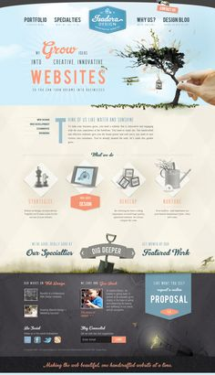 #Web Isadora #Design