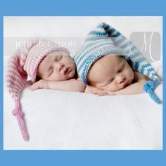 Custom Made Newborn Hats in Any Color
