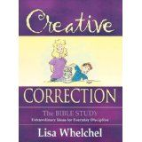 Very insightful and creative ways to disipline children using scripture. She's very funny as well
