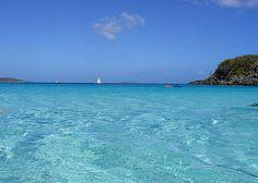 Clear Blue Water, Virgin Islands