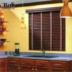 faux wood blinds on pinterest. Black Bedroom Furniture Sets. Home Design Ideas