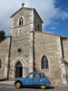 2CV Domrémy-la-Pucelle (France)